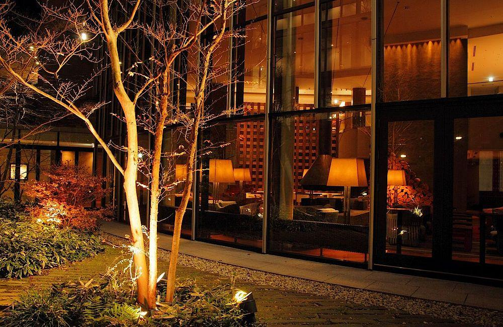 Garten, Hyatt Regency Hakone Resort and Spa, Japan Rundreise