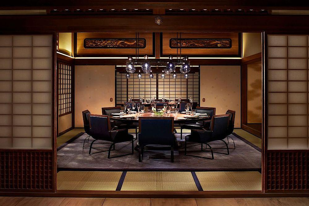 Eleganter Konferenzraum, The Ritz Carlton Kyoto, Hotel, Japan Reise