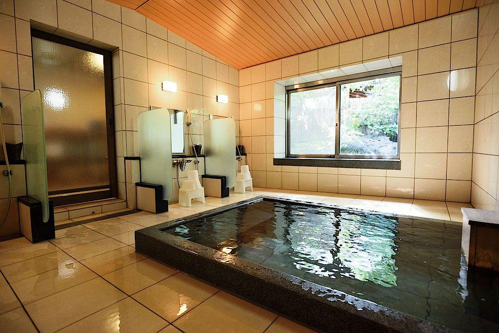Spa, Ryokan Kurashiki, Japan Rundreise