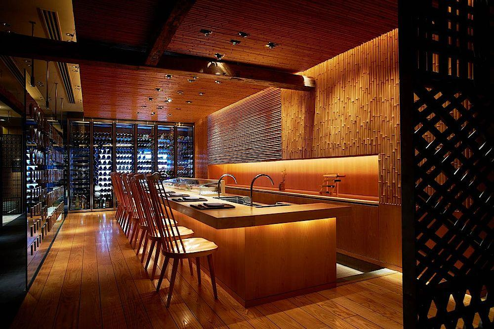 Bar, Hyatt Regency Kyoto, Japan Rundreise